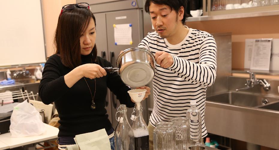 日本茶でフレーバーティー!?【チャレンジプロジェクトレポート~OCHACCO様~】
