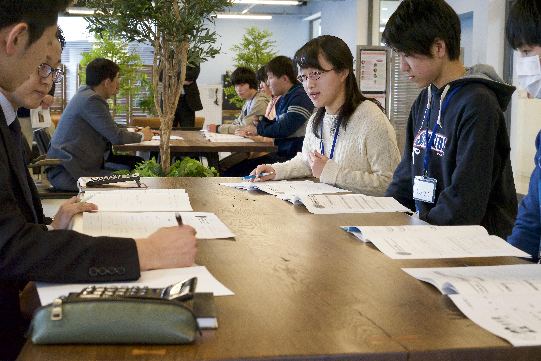 【写真でレポート】起業体験ワークショップ(中高生向け)