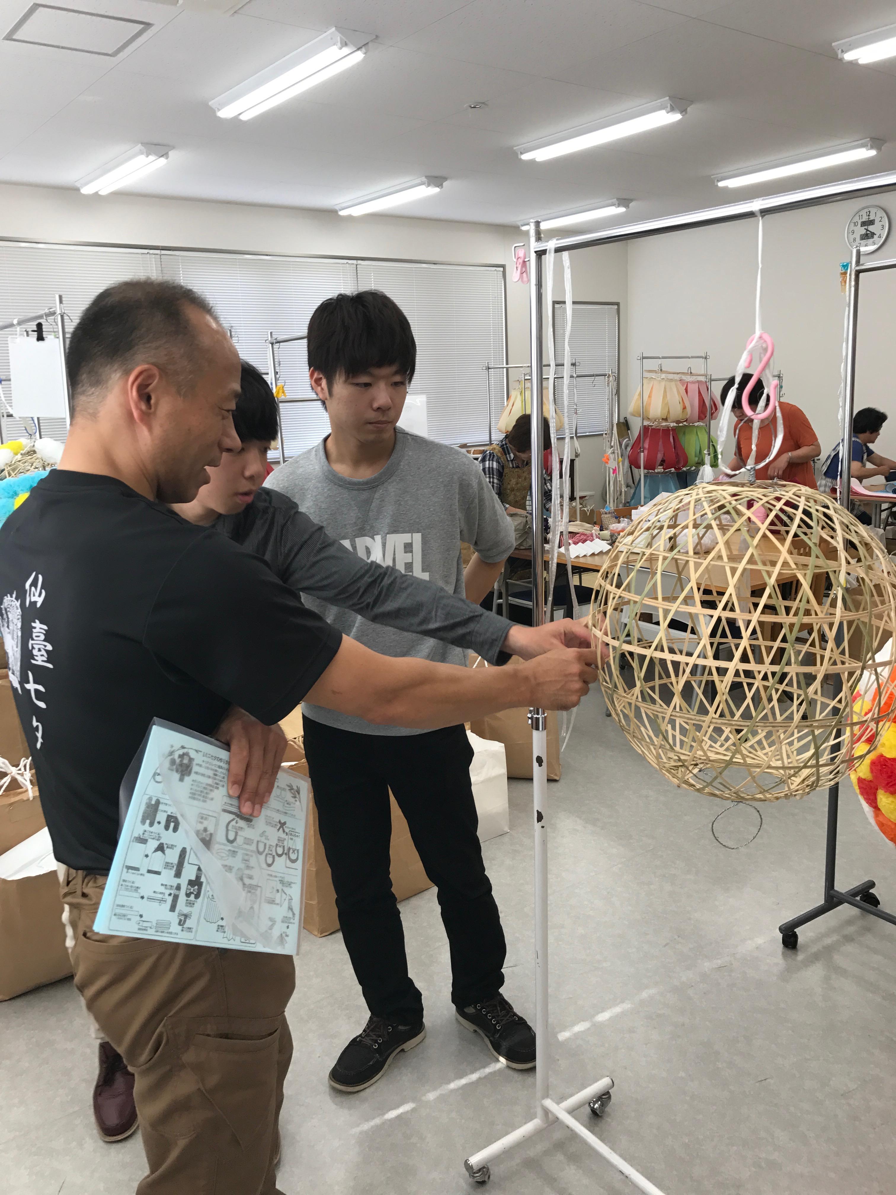 卸町探検隊第2弾 〜鳴海屋紙商事株式会社〜