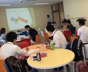 イベントレポート【デザイン思考を活用したVisionを膨らませるワークショップ】