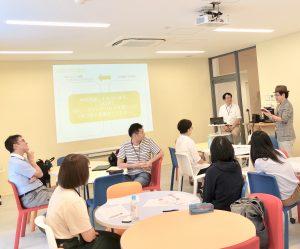【イベントレポート】デザイン思考を活用したVisionを膨らませるワークショップ開催!